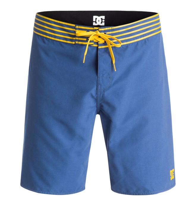 "0 Men's New Hoppin 19"" Boardshorts  EDYBS03038 DC Shoes"