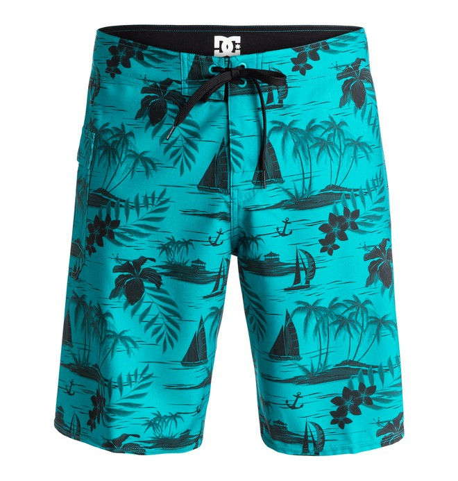 "0 Men's Wellscray 20"" Boardshorts  EDYBS03039 DC Shoes"