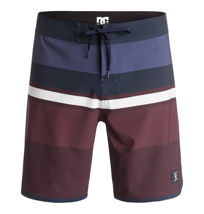 "0 Men's Sacker 18"" Boardshorts  EDYBS03045 DC Shoes"