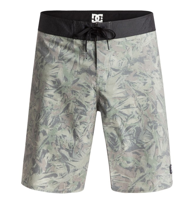 "0 Men's Waldwick Camo 20"" Boardshorts  EDYBS03047 DC Shoes"