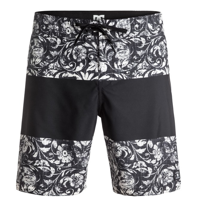 "0 Men's Roellen 18"" Boardshorts  EDYBS03053 DC Shoes"
