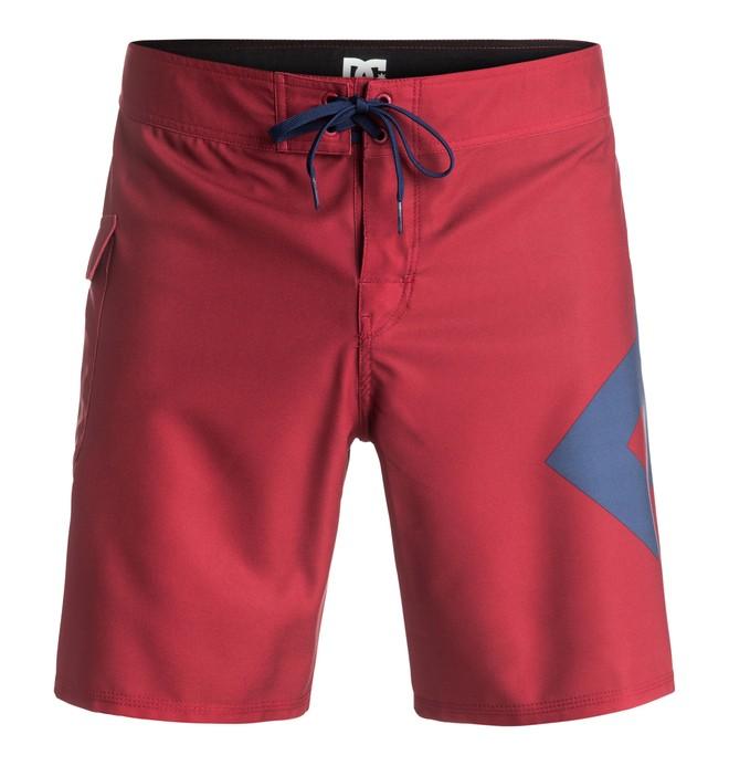 "0 Men's Lanai 18"" Boardshorts  EDYBS03057 DC Shoes"