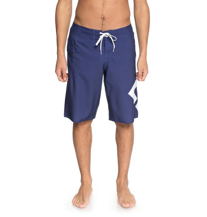 """0 Lanai 22"""" - Boardshorts Blue EDYBS03058 DC Shoes"""