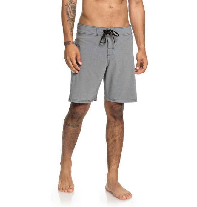 "0 Local Lopa 18"" - Boardshort da Uomo Gray EDYBS03087 DC Shoes"
