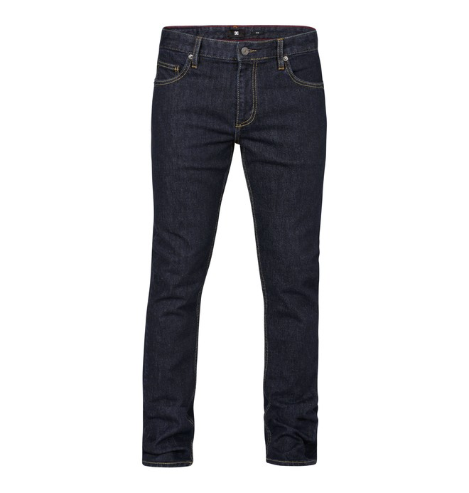 0 Worker Slim Indigo Rinse 32  EDYDP03014 DC Shoes
