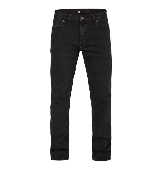 "0 Worker Slim Washed 32"" Inseam Jeans  EDYDP03022 DC Shoes"