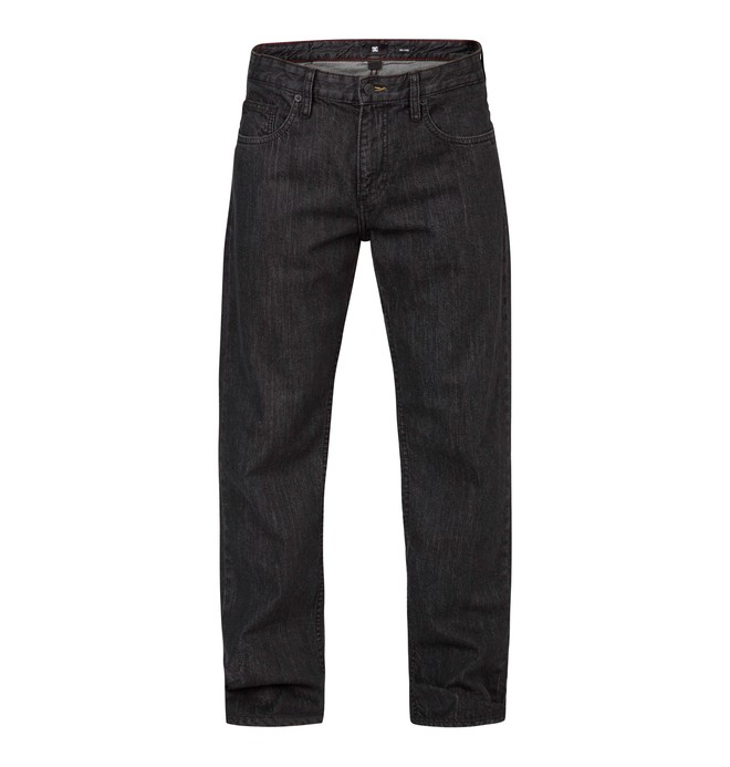 "0 Worker Relaxed 34"" Inseam Jeans  EDYDP03027 DC Shoes"
