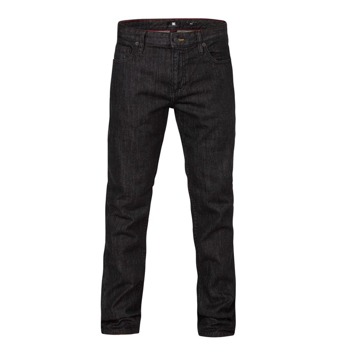 "0 Worker Slim 34"" Inseam Jeans  EDYDP03040 DC Shoes"