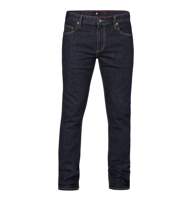 "0 Worker Slim 34"" Inseam Jeans  EDYDP03048 DC Shoes"