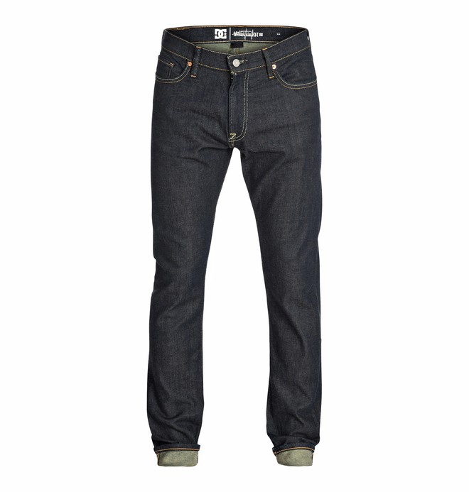 0 M Taylor Oxnard Jean Resin 32  EDYDP03067 DC Shoes
