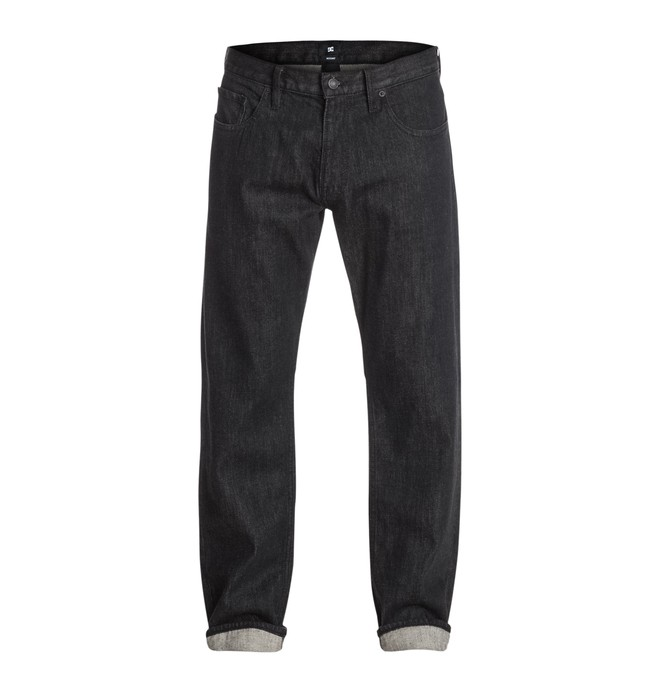 "0 Men's Worker Roomy 32"" Jeans  EDYDP03081 DC Shoes"