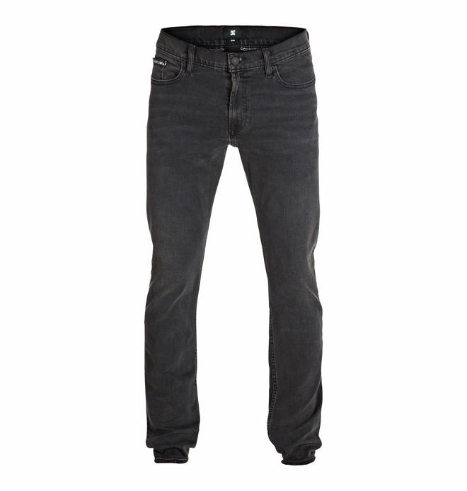 0 Worker Slim Jean Black stone 32  EDYDP03095 DC Shoes