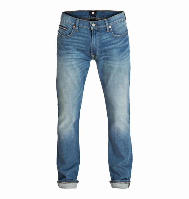 0 Worker Straight Jean Heavy Stone 34  EDYDP03099 DC Shoes