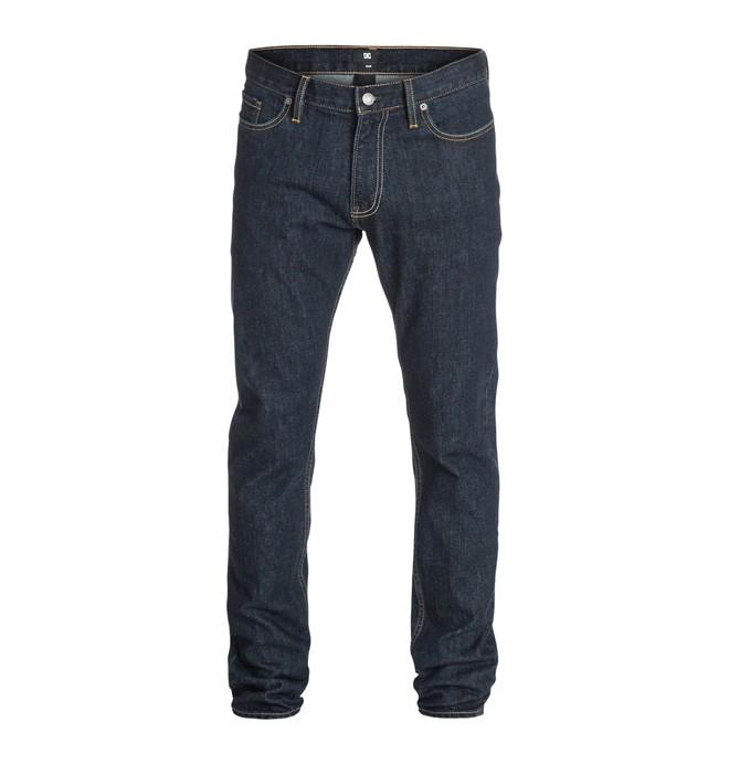 "0 Men's Worker Basic Slim Fit 34"" Jeans  EDYDP03124 DC Shoes"