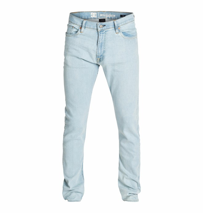 0 Men's Mikey Oxnard Jean Stone 32 Jeans  EDYDP03136 DC Shoes