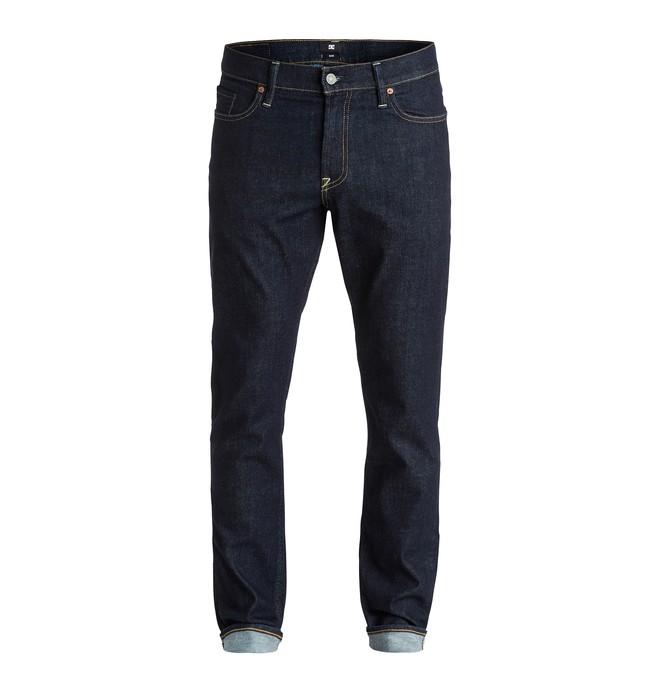 "0 Men's Anti-Odor Slim 32"" Jeans  EDYDP03143 DC Shoes"