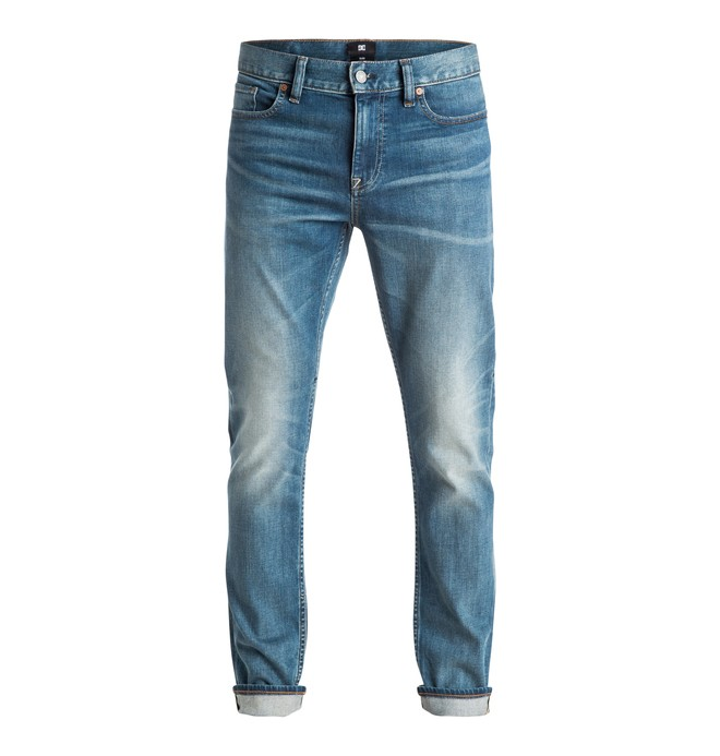 "0 Washed Slim Fit 32"" - Jeans  EDYDP03200 DC Shoes"