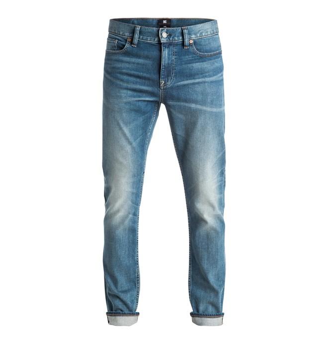 "0 Washed Slim Fit 34"" - Jean  EDYDP03201 DC Shoes"