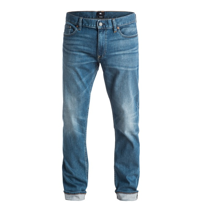 "0 Washed Straight Fit 34"" - Jean  EDYDP03205 DC Shoes"