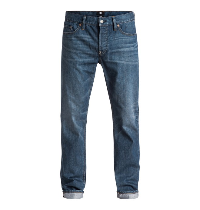 "0 Washed 34"" - Jean coupe straight  EDYDP03209 DC Shoes"