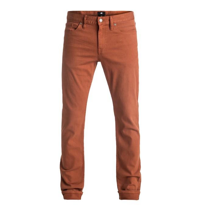 0 Slim Colour - Jean coupe slim  EDYDP03299 DC Shoes