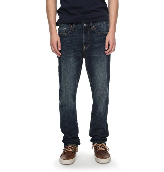 0 Worker Medium Stone Slim Slim Fit Jeans  EDYDP03332 DC Shoes