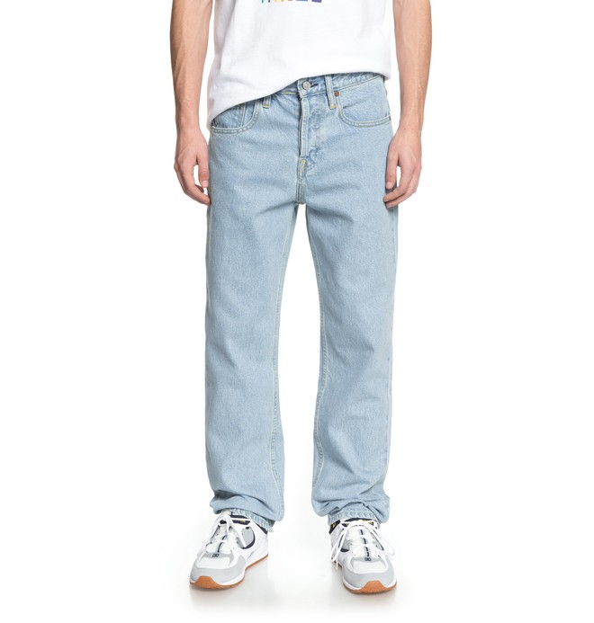 0 Worker Relaxed Fit Jeans Blue EDYDP03355 DC Shoes