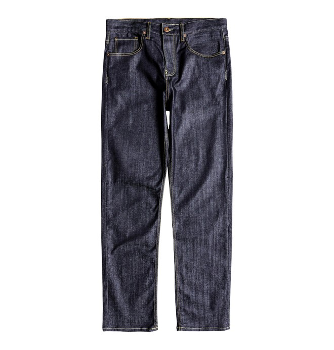 0 Men's Worker Relaxed Fit Jeans  EDYDP03378 DC Shoes