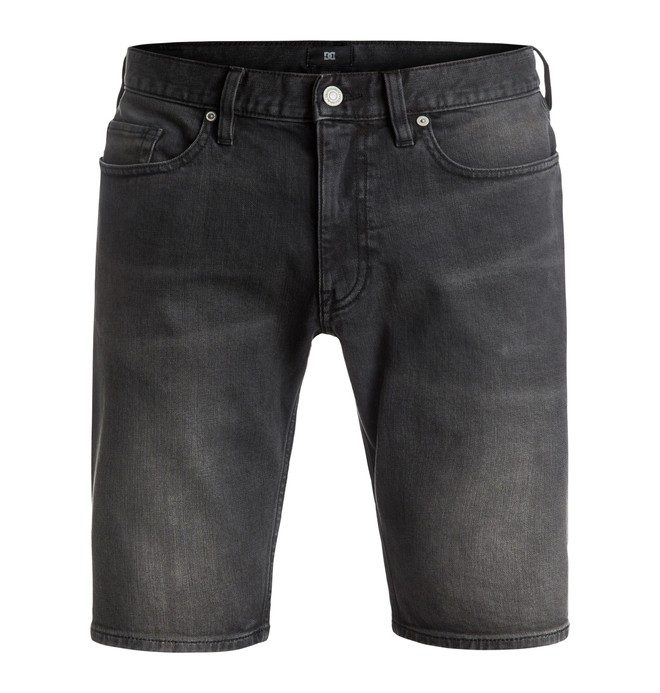 0 Washed Medium - Short en denim  EDYDS03018 DC Shoes