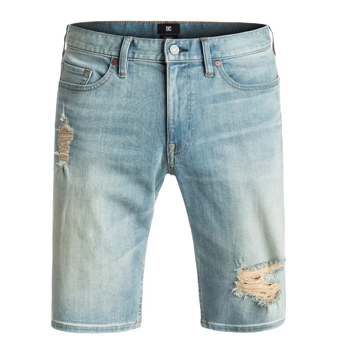 0 Washed Straight - Short en denim  EDYDS03019 DC Shoes