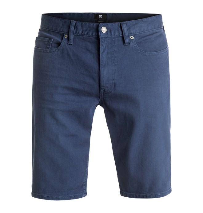 0 Colour Straight - Short en denim  EDYDS03022 DC Shoes