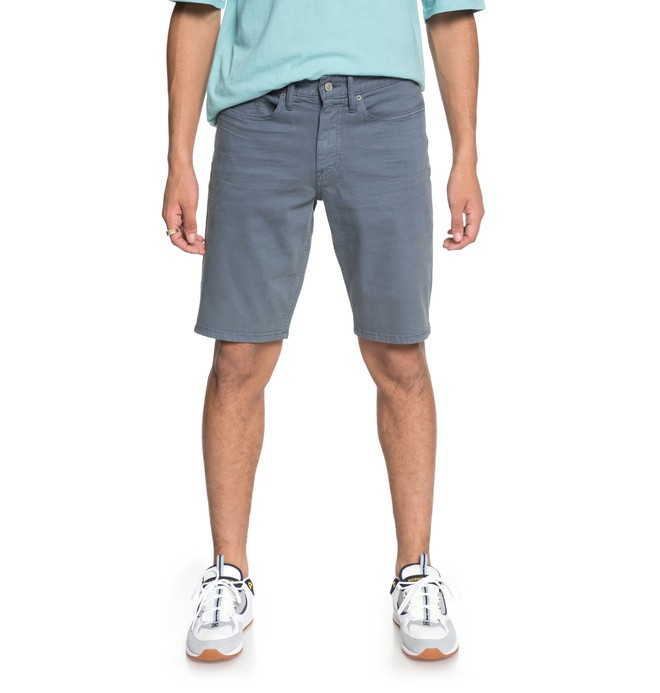 0 Men's Sumner Denim Shorts  EDYDS03032 DC Shoes