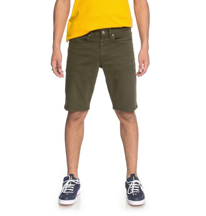 0 Sumner - Short en denim pour Homme Marron EDYDS03032 DC Shoes