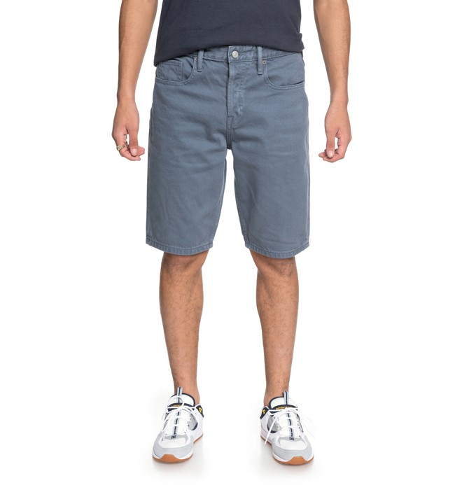 0 Worker Denim Shorts  EDYDS03033 DC Shoes