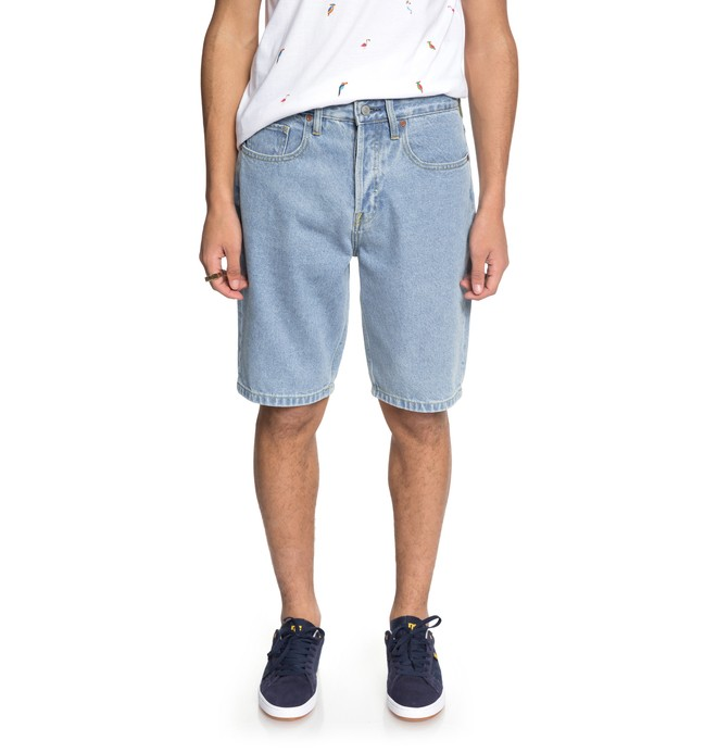 0 Worker Denim Shorts  EDYDS03034 DC Shoes