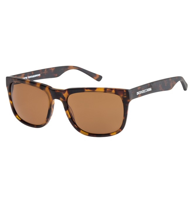384e759129 0 DC Shades 2 - Sunglasses for Men Brown EDYEY03005 DC Shoes
