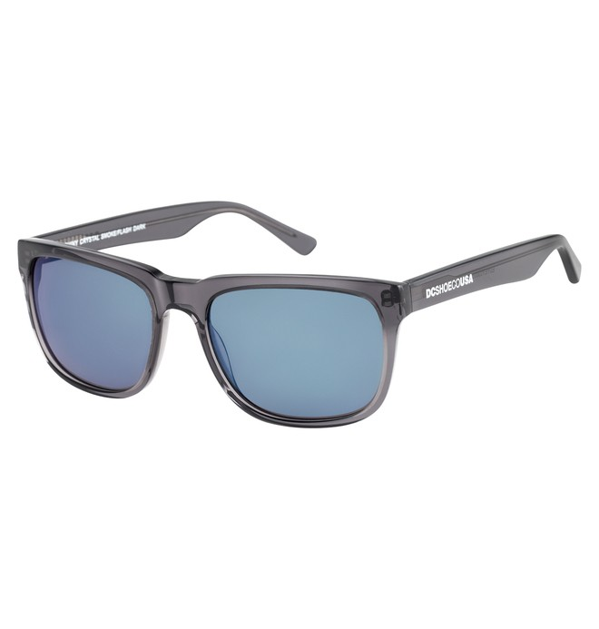 0 DC Shades - Sunglasses for Men Gray EDYEY03005 DC Shoes