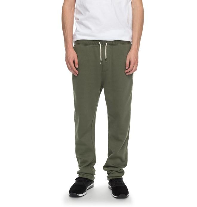 0 Rebel - Pantalon de jogging Vert EDYFB03012 DC Shoes