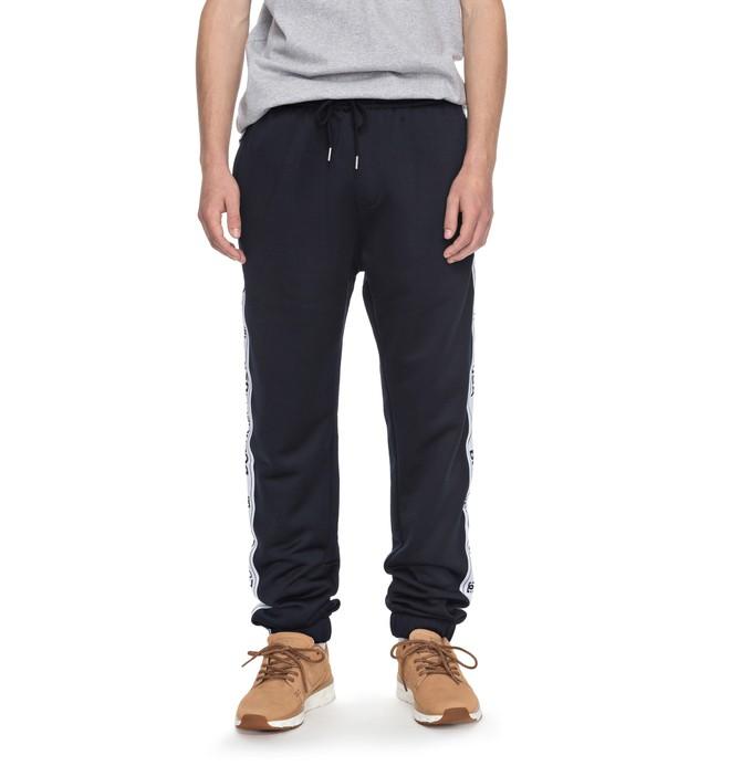 0 Burdons - Pantalon de jogging à rayures latérales pour Homme  EDYFB03042 DC Shoes