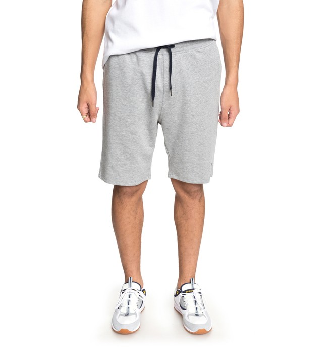 0 Glenties - Sweat Shorts Schwarz EDYFB03045 DC Shoes