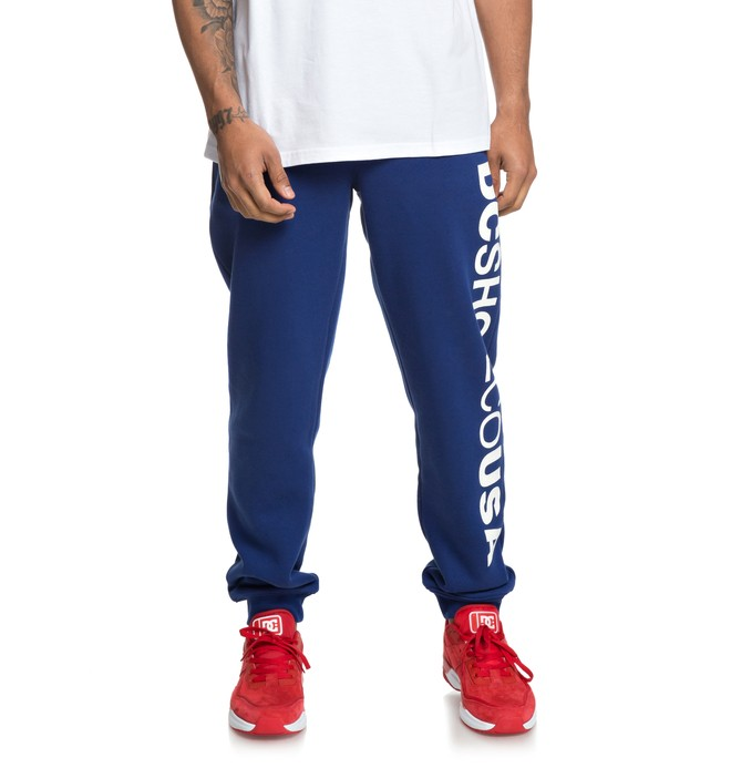 0 Clewiston Joggers Blue EDYFB03052 DC Shoes