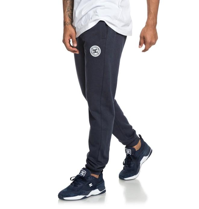 0 Rebel Joggers Blue EDYFB03055 DC Shoes