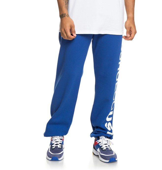 0 Hambledon Sweatpants Blue EDYFB03058 DC Shoes