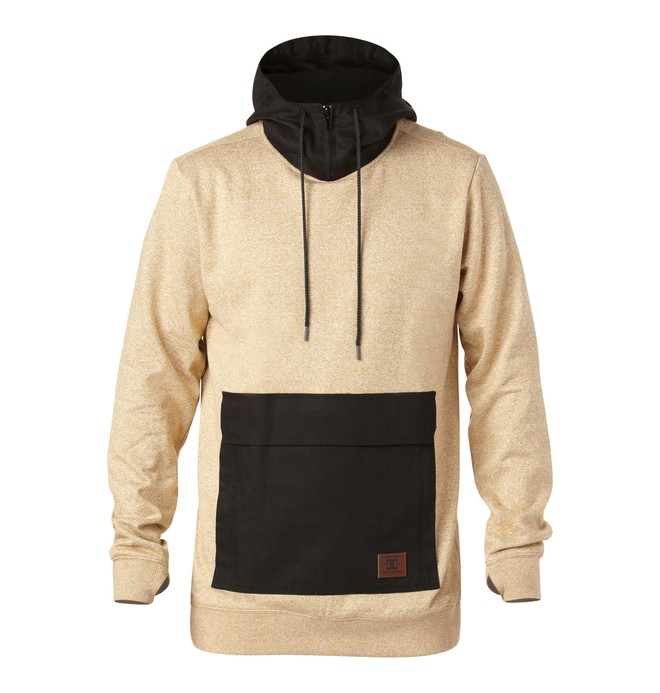 0 Men's Overhaul Softshell Hoodie  EDYFT00050 DC Shoes