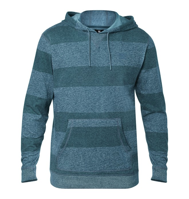 0 Rebel Stripe PH Hoodie  EDYFT03014 DC Shoes