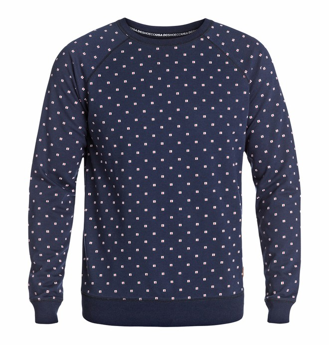 0 Men's Spelunker Sweatshirt  EDYFT03048 DC Shoes