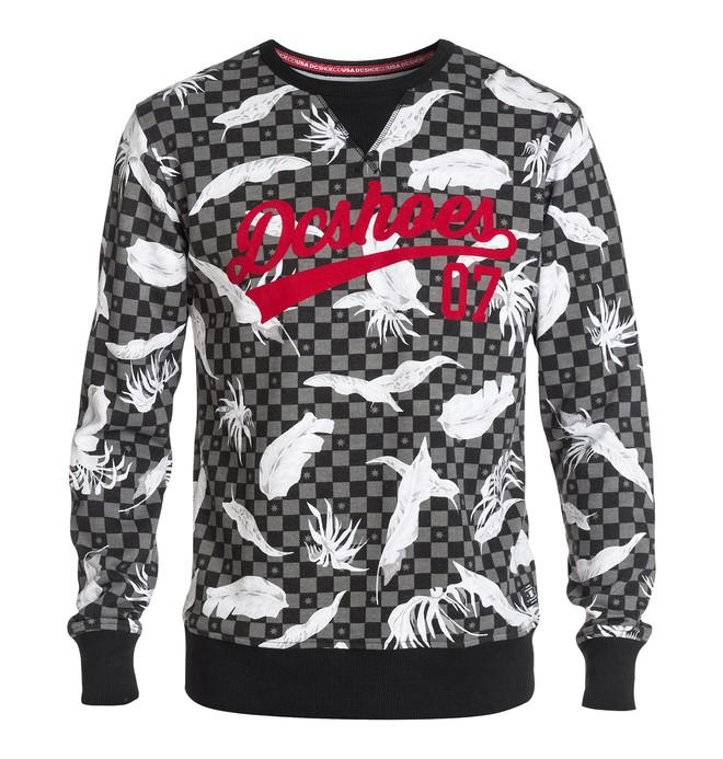 0 Men's Alpena Sweatshirt  EDYFT03087 DC Shoes