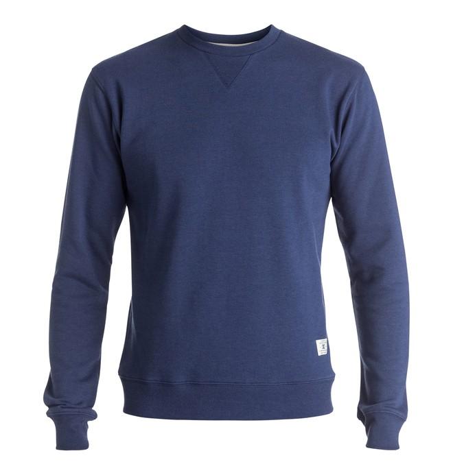 0 Rebel - Sweatshirt Blue EDYFT03099 DC Shoes