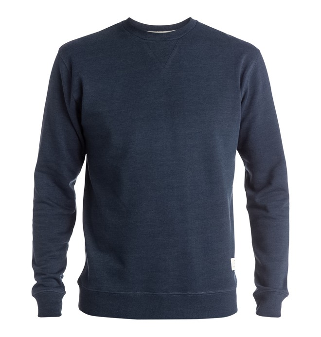 0 Men's Rebel Sweatshirt  EDYFT03099 DC Shoes