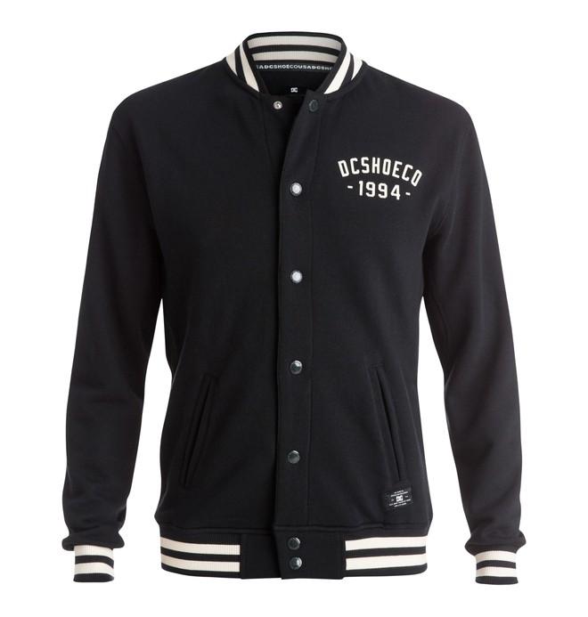 0 Men's Bremerton Varsity Sweatshirt  EDYFT03155 DC Shoes